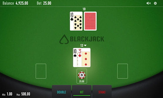 Blackjack Neo online blackjack game.