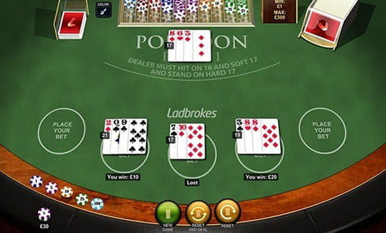 Play Pontoon Blackjack Online at Casino.com Australia