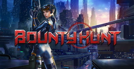 The Bounty Hunt slot game from ReelPlay
