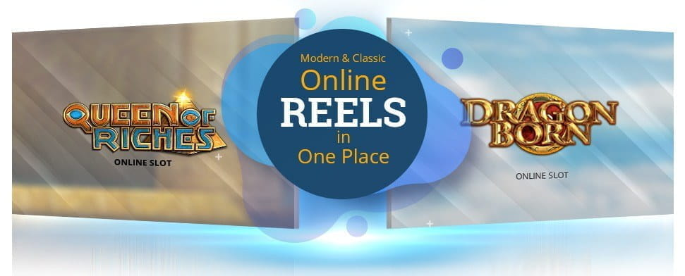 Modern and classic online reels in one place!