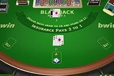 Preview of Blackjack Multihand at bwin