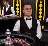 Adrian, a live dealer at bwin casino