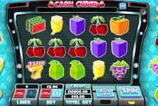Play Cash Cubed Slot at mFortune Casino
