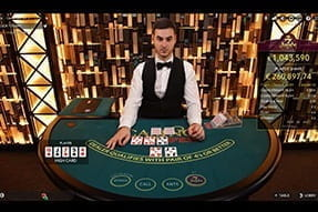 Live Casino Hold'em - in a jackpot version at ComeOn! Casino