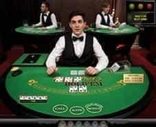 Casino Hold'em at LeoVegas live