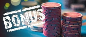 A Casino Poker bonus image showing stacked chips.