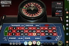 Preview of French Roulette at Casino Room