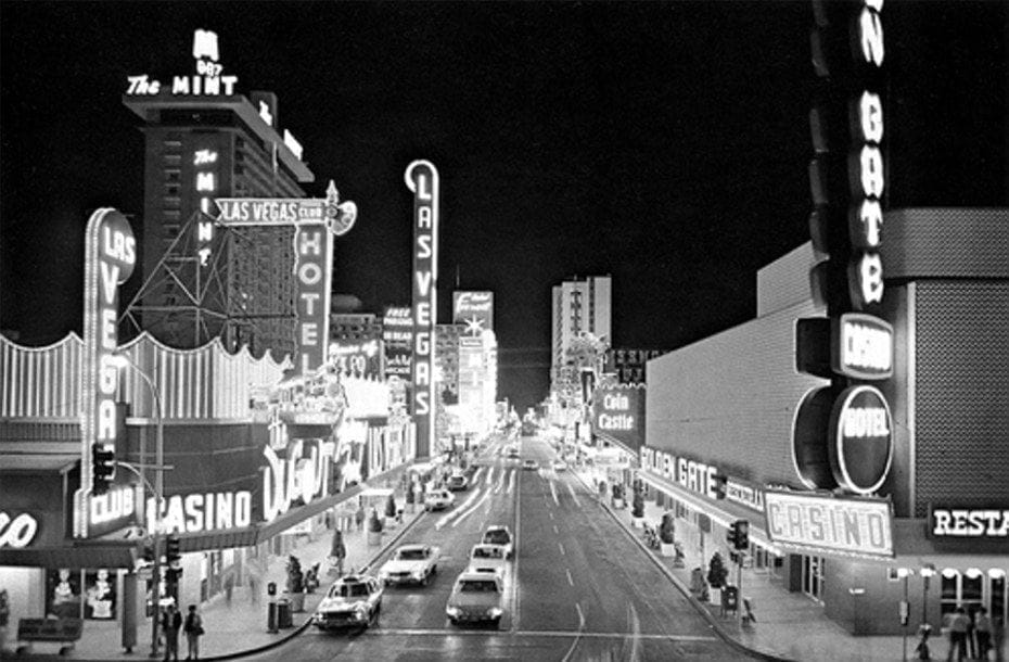 Blackjack Gained Popularity when Gambling was Legalised in Nevada in 1931