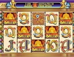 Cleopatra by IGT is one of the Most Popular Slots in Online and Land Based Casinos