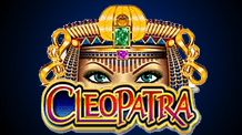 An image of Cleopatra slot from IGT