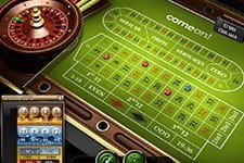 Preview of Roulette Pro at ComeOn! Casino