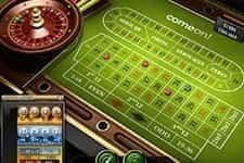 Preview of Roulette Pro at ComeOn! Casino