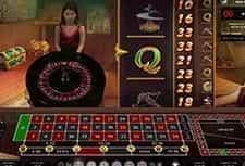 Play Live Da Vinci's Treasure Roulette at Pots of Luck Casino