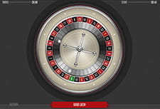 In-game view of Double Ball Roulette