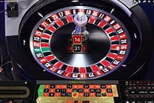 Live Double Ball Roulette