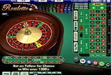 Play Double Bonus Spin Roulette at BetBright Casino