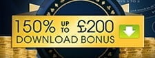 Download William Hill casino software for another bonus
