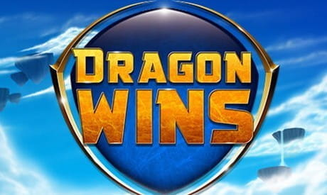 Image showing the Dragon Wins slot game