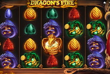 The Dragon's Fire slot from Red Tiger Gaming