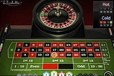 European Roulette from NetEnt at Dunder