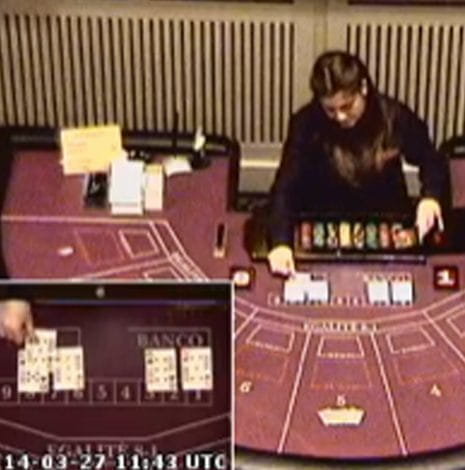 The Quality of the First Streams of Live Games from Real Casinos was Poor