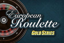 The red and black of European Roulette at Casino of Dreams.