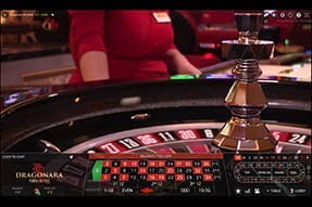 Play Live Dragonara Roulette at 888