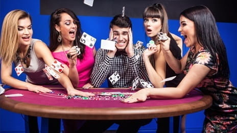 Evolution Gaming Exclusively Provide Blackjack Party