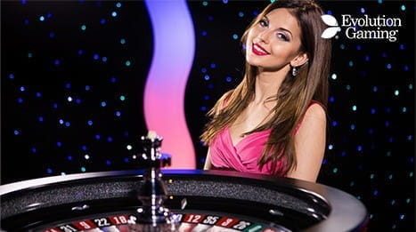 Evolution Provide the Best Quality Live Roulette Tables