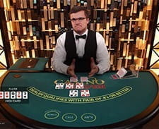 Preview of Live Casino Hold'em at Betway Casino