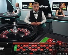 Preview of Live Roulette at Betway Casino