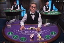 Play Exclusive Live Blackjack at BetBright Casino