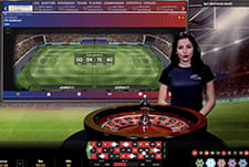 Football Roulette from PlayTech