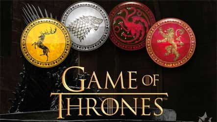 Game of Thrones Slot Machine by Microgaming