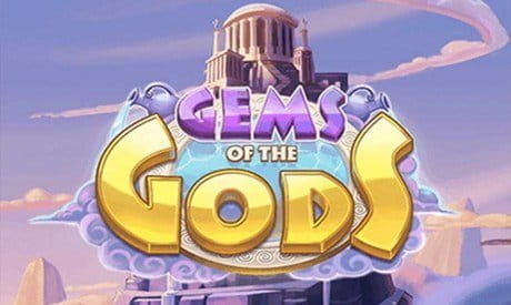 Image showing the Gems of the Gods slot game.