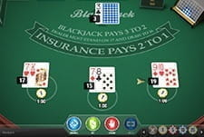 Classic Blackjack at Genesis casino