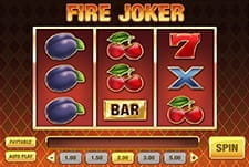 The Fire Joker Slot at Genesis Casino