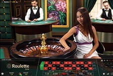 Live Roulette at Genesis Casino