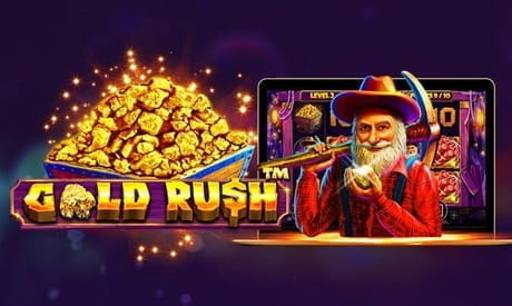 Image showing the Gold Rush slot