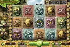 Image of the Gonzo's Quest slot game