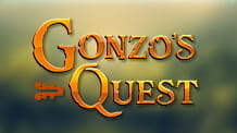 Gonzo's Quest from NetEnt.