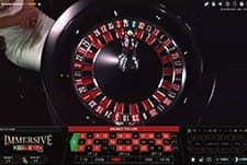 Immersive Live Roulette at Grand Ivy