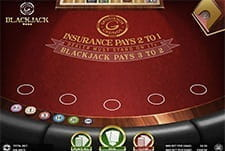 Blackjack at Grosvenor Casino