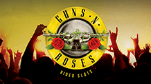 Image of Guns 'N Roses from NetEnt