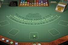 Classic Blackjack Gold at Hippodrome casino.