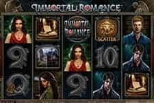 Immortal Romance at Hippodrome casino.