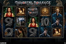 Immortal Romance at JackpotCity casino.