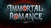 The Immortal Romance slot is developed by Microgaming