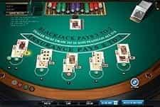 Preview of Atlantic City Blackjack at InterCasino