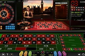 Ultimate Texas Hold'em, available at InterCasino